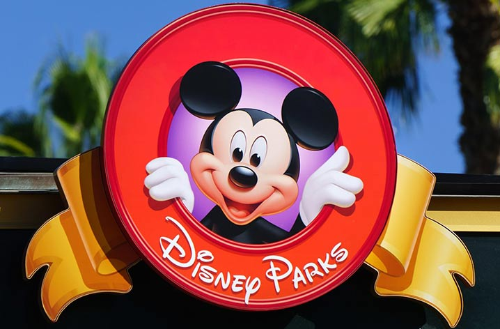 los angeles activities - disney parks sign