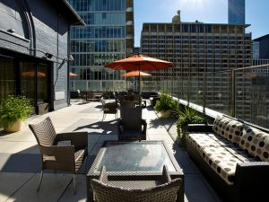 The Inn of Chicago, River North, close to Navy Pier AND a block from the Magnificent Mile